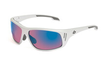 Bolle Rainier holographic silver / B-Clear rose blue AF